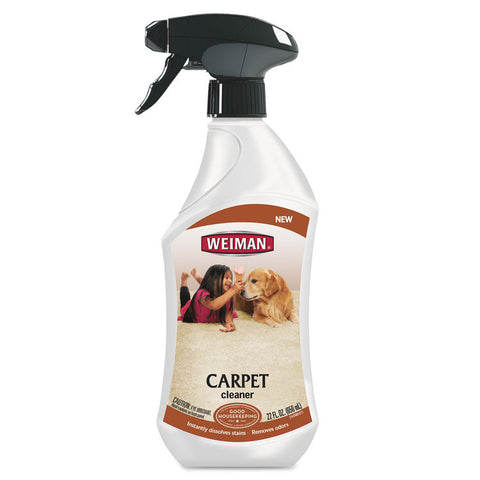 Carpet Cleaner, 22 Oz Spray Bottle