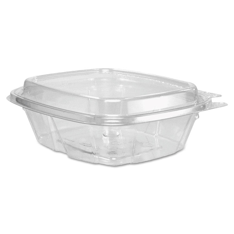 Clearpac Container, 4.9 X 1.9 X 5.5, 8 Oz, Clear, 200/carton