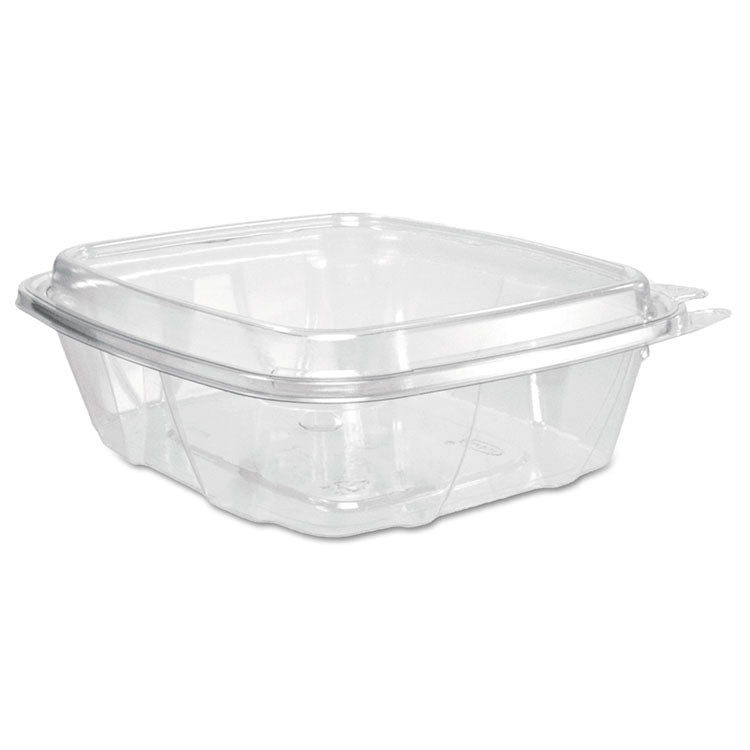 Clearpac Container, 6.4 X 2.3 X 7.1, 24 Oz, Clear, 200/carton