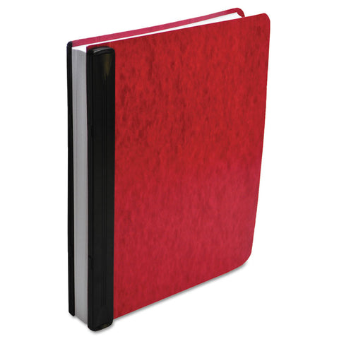 "Expandable Hanging Data Binder, 6"" Cap, Red"