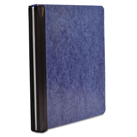 "Expandable Hanging Data Binder, 6"" Cap, Blue"