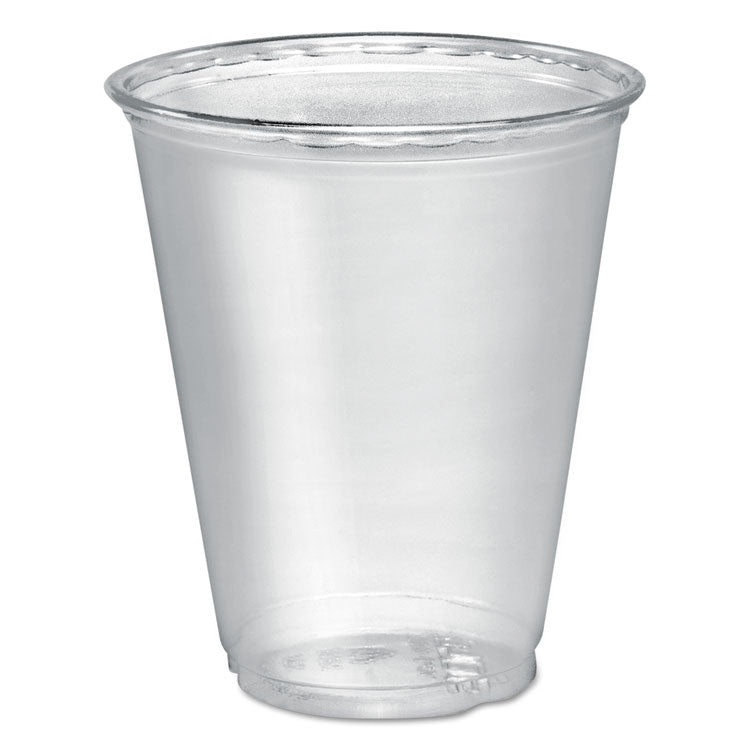 Ultra Clear Pete Cold Cups, 7 Oz, Clear, 50/sleeve