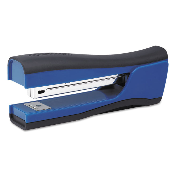 Dynamo Stapler, 20-Sheet Capacity, Blue