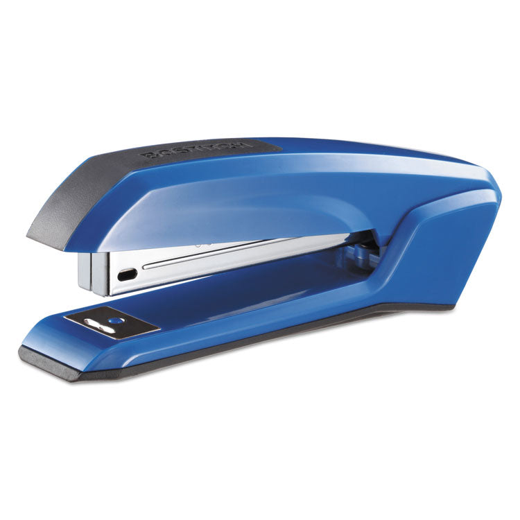 Ascend Stapler, 20-Sheet Capacity, Ice Blue
