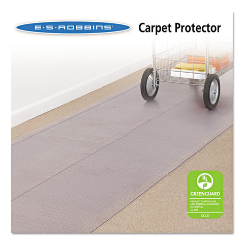 Carpet Runner, 36 X 240, Clear
