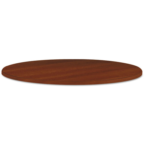 "10700 Series Round Table Top, 42"" Diameter, Cognac"