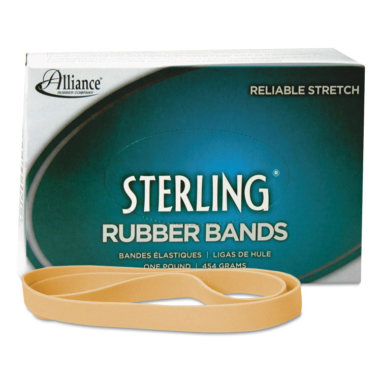 Sterling Rubber Bands, 107, 7 X 5/8, 50 Bands/1lb Box