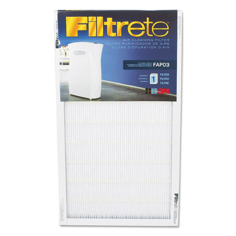 "Air Cleaning Filter, 11 3/4"" X 21 1/2"""