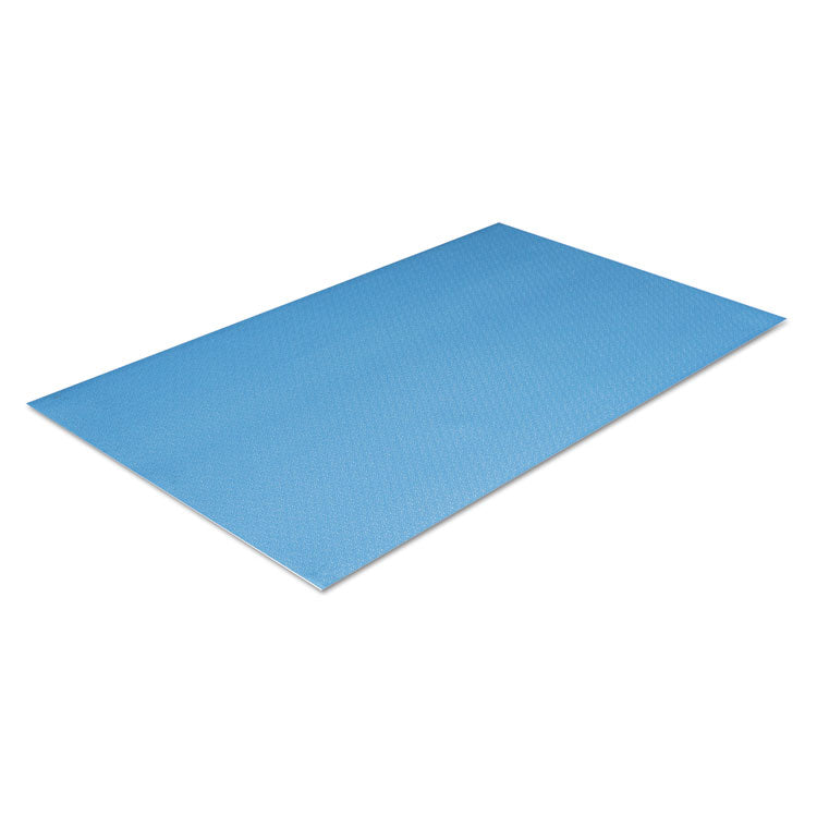 Comfort King Anti-Fatigue Mat, Zedlan, 36 X 60, Royal Blue