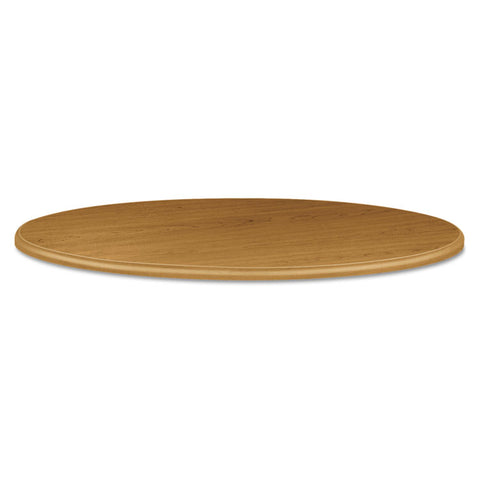 "10700 Series Round Table Top, 42"" Diameter, Harvest"