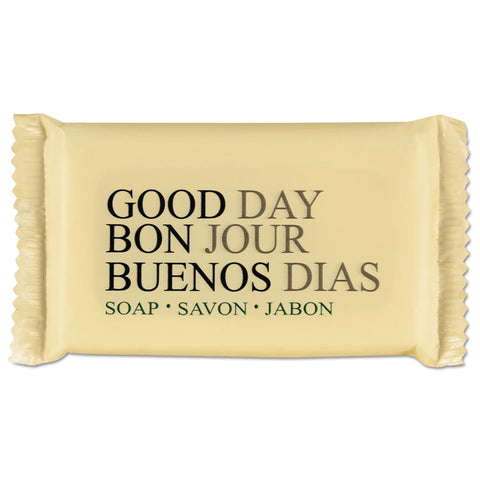 AMENITY BAR SOAP, PLEASANT SCENT, # 1 1/2, 500/CARTON