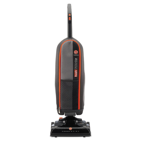 Hushtone Lite Upright Vacuum Cleaner, 11.6lb, Black