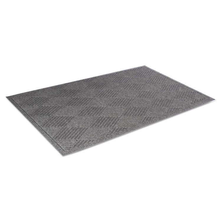 Super-Soaker Diamond With Fabric Edging, 45 X 70, Slate