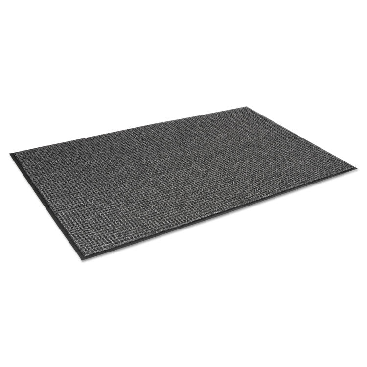 Oxford Elite Wiper/scraper Mat, 36 X 120, Black/gray