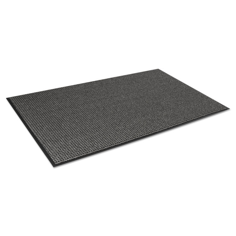 Oxford Elite Wiper/scraper Mat, 24 X 36, Black/brown