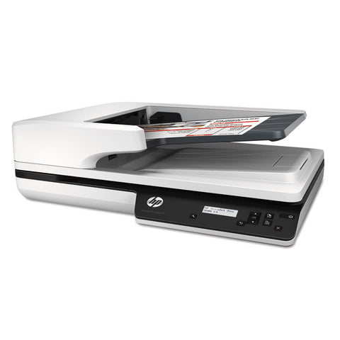 Scanjet Pro 3500 F1 Flatbed Scanner, 600 X 600 Dpi, Automatic Document Feeder