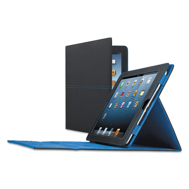 Active Tablet Case For Ipad, Ipad 2/3rd Gen/4th Gen, Black/blue