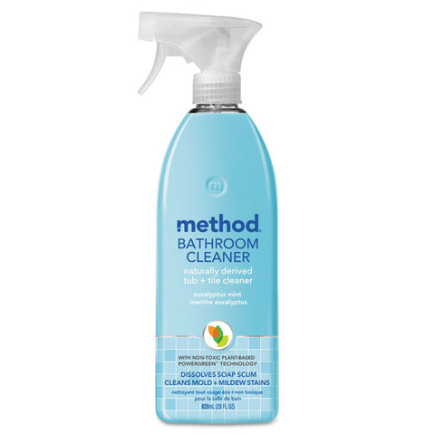 Tub & Tile Bathroom, Eucalyptus Mint, 28 Oz Bottle