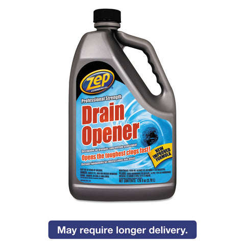 Professional Strength Drain Opener, 1 Gal Bottle