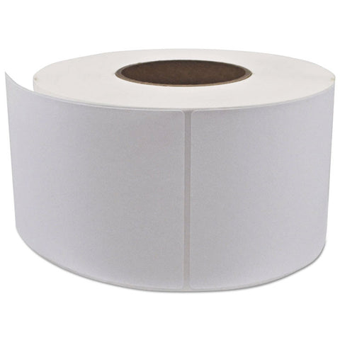 Industrial Thermal Transfer Labels, 4 X 6, White, 4 Rolls/carton