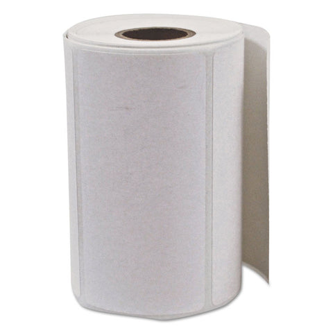 Portable Direct Thermal Labels, 4 X 2, White, 36 Rolls/carton