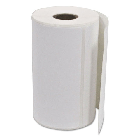 Portable Direct Thermal Labels, 4 X 4, White, 36 Rolls/carton