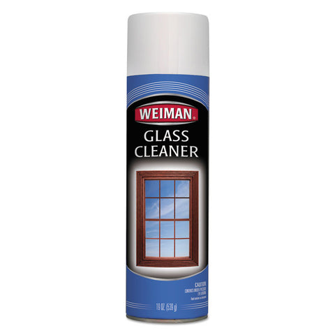 Foaming Glass Cleaner, 19 Oz Aerosol Can