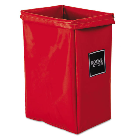 Hamper, Hamper Bag Only, 30 Gal, 15w X 16d X 30h, Red