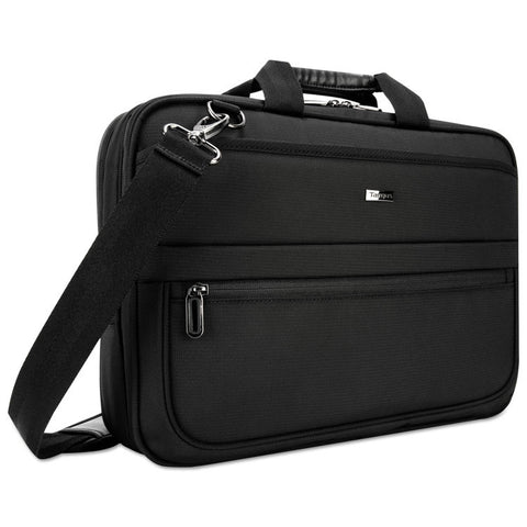 "15.6"" Business Commuter Case, 16 1/2 X 11 3/4 X 3 3/4, Black"