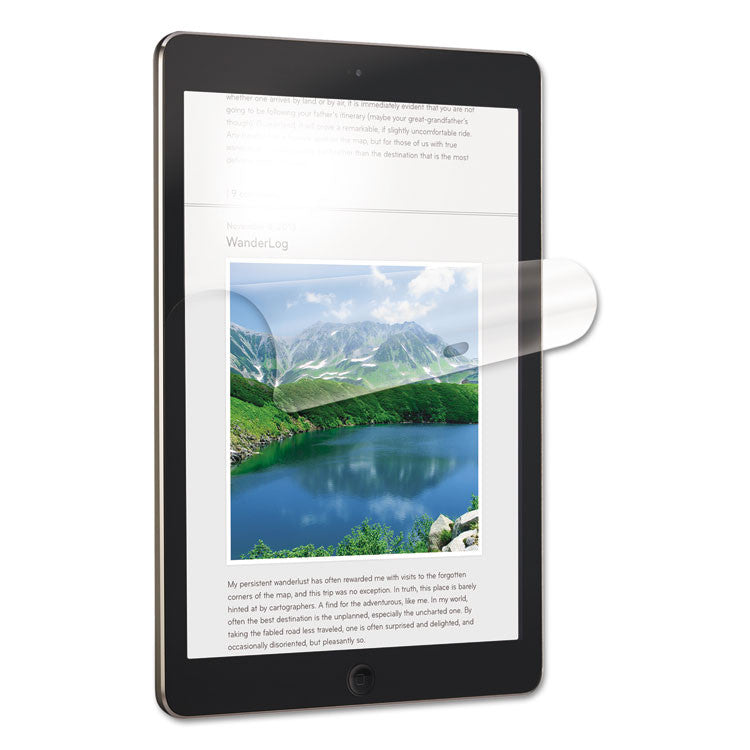 Anti-Glare Screen Protection Film For Ipad Air 1/2