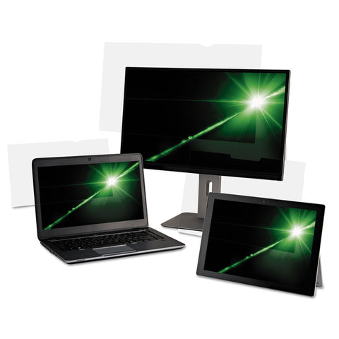 "Antiglare Flatscreen Frameless Monitor Filters For 12"" Widescreen Notebook"