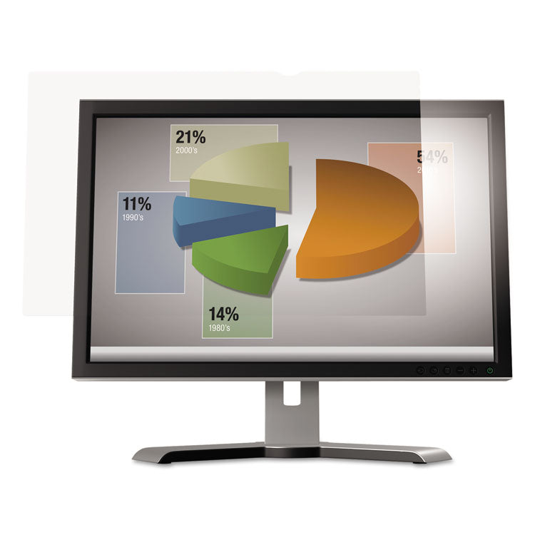"Antiglare Flatscreen Frameless Monitor Filters For 23.6"" Widescreen Lcd, 16:9"