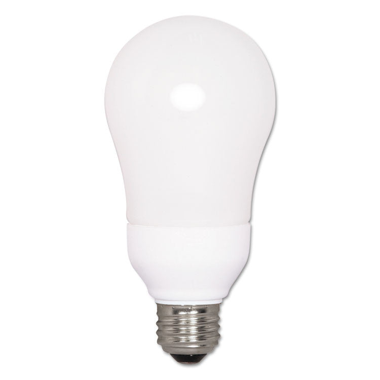 Cfl A Type Bulb, 15 Watts