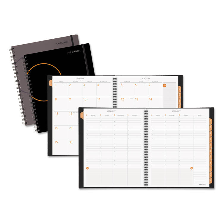 Plan. Write. Remember. Weekly/monthly Planner, 8 3/4 X 11, Assorted, 2017
