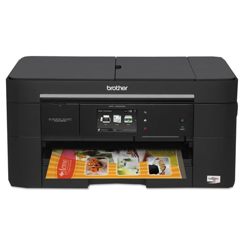 Business Smart Plus Mfc-J5520dw All-In-One Inkjet Printer, Copy/fax/print/scan