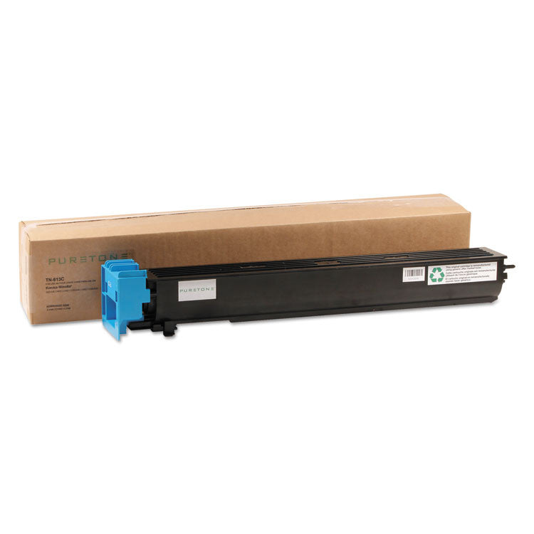 Scmn1033crem (tn 613) Remanufactured Toner, Cyan