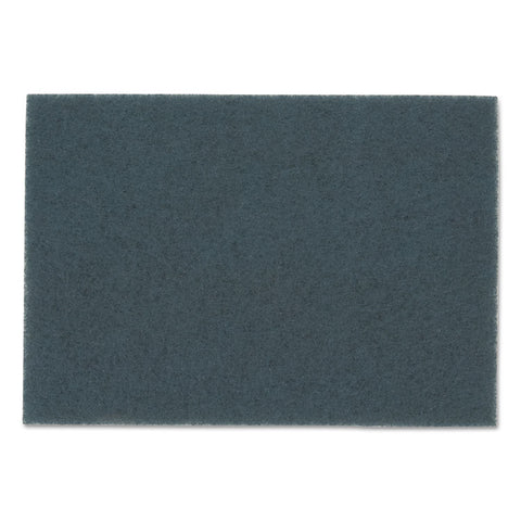 "Blue Cleaner Pads 5300, 32"" X 14"", Blue, 10/carton"