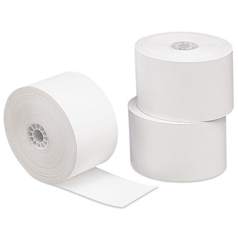 "Direct Thermal Printing Thermal Paper Rolls, 1 3/4"" X 230 Ft., White, 50/carton"