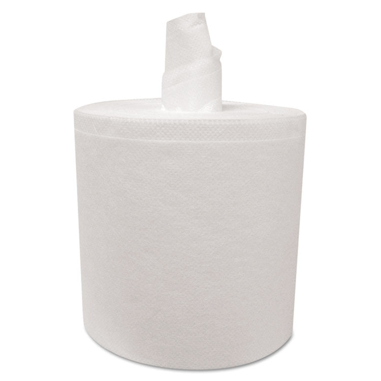 Flex Wipes Refillable Wiper/bucket System,12x12.5, White, 110/roll, 6 Roll/crtn