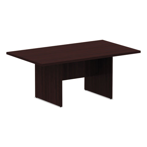 ALERA VALENCIA SERIES CONFERENCE TABLE, RECT, 70 7/8 X 41 3/8 X 29 1/2, MAHOGANY
