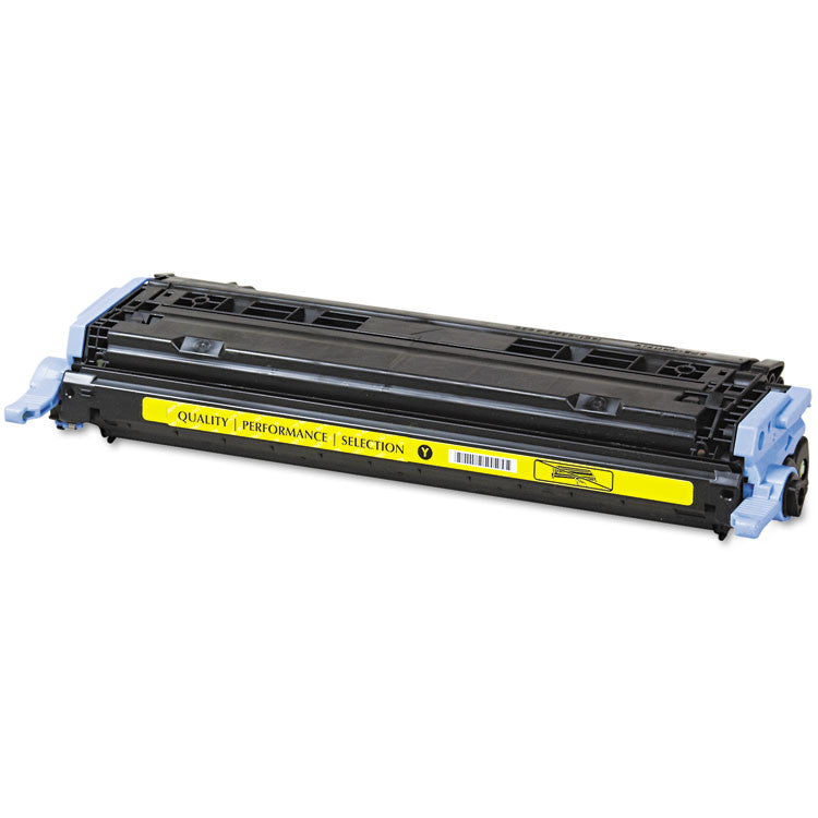 Remanufactured Q6002a (124a) Toner, Yellow
