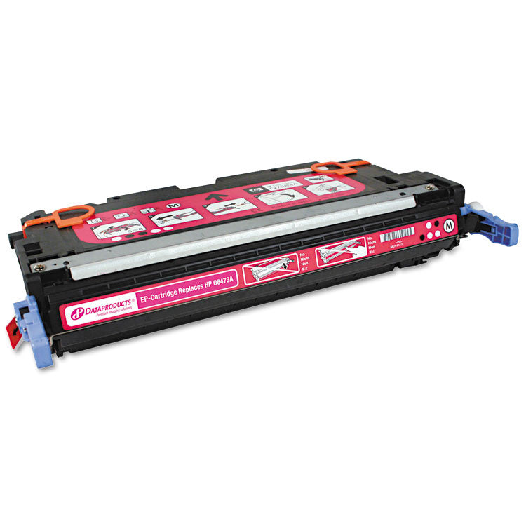 Remanufactured Q6473a (502a) Toner, 4000 Page-Yield, Magenta