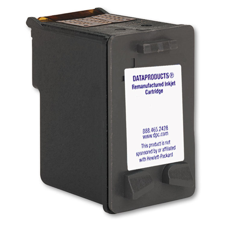 Remanufactured C6656an (56) Ink, 390 Page-Yield, Black