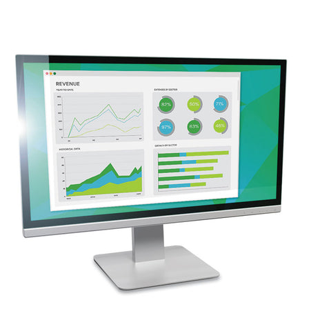 "ANTIGLARE FRAMELESS MONITOR FILTERS FOR 23.8"" WIDESCREEN LCD, 16:9 ASPECT RATIO"