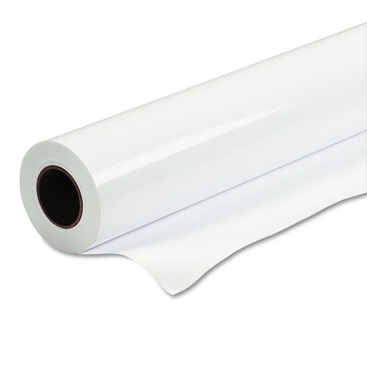 "Rapid-Dry Photographic Paper, Glossy, 6 Mil, 60"" X 100 Ft Roll, White"