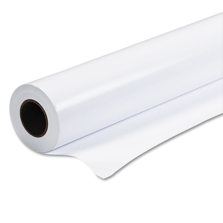 "Rapid-Dry Photographic Paper, Satin, 6 Mil, 60"" X 100 Ft Roll, White"