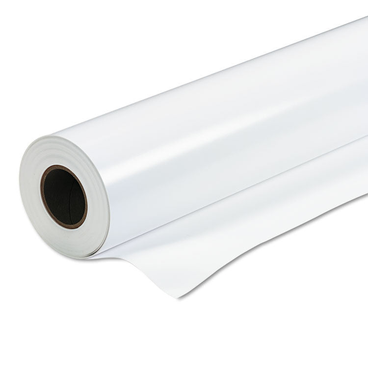 "Satin Photo Paper, 7.2 Mil, 42"" X 100 Ft Roll, White"