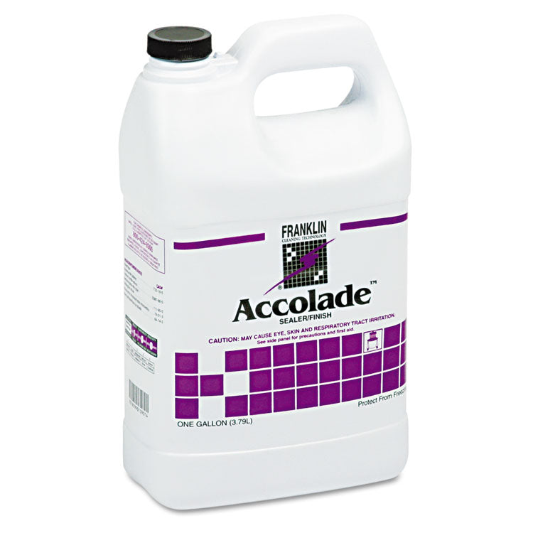 Accolade Floor Sealer, 1gal Bottle, 4/carton
