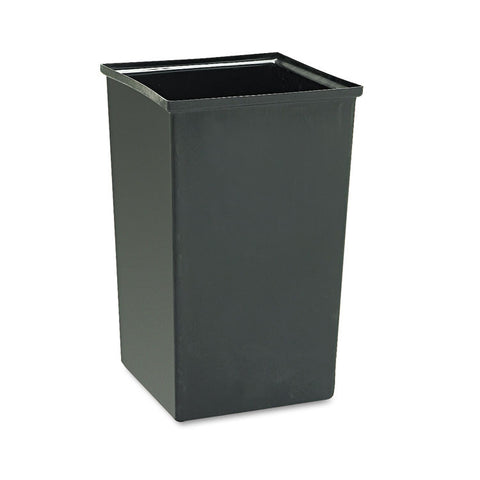 Rigid Liner For Saf9728/saf9729 Waste Receptacles, Plastic, 36gal, Black