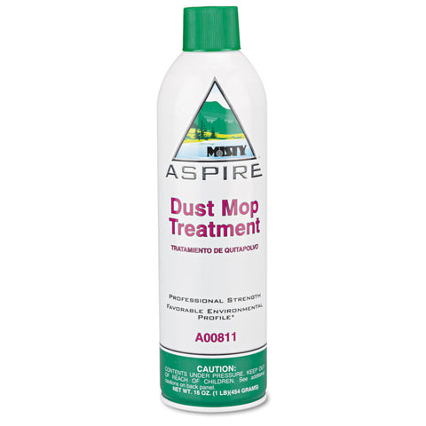 Aspire Dust Mop Treatment, 16oz Aerosol